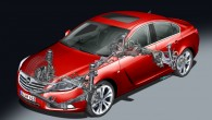 Opel Insignia, SuperSport Chassis