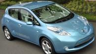 """Jau 2010. gadā izlaistais elektromobilis """"Nissan Leaf"""", kas tūlīt ieguva """"Car Of The Year"""" titulus gan Eiropā, gan pasaules konkursā,..."""
