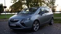 """Kopš trešās paaudzes """"Opel Zafira"""", kas nu jau saucas """"Zafira Tourer"""", debijas """"AutoMedia.lv"""" rīcībā ir pabijušas divas šī modeļa automašīnas...."""
