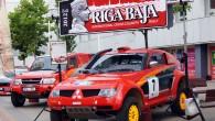 """""""RE Autoclub"""" trešo reizi rīkotajā rallijreidā """"Riga Baja"""", kas ir Krievijas čempionāta noslēdzošais posms un šogad notiks no 21. līdz..."""