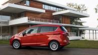 """Šobrīd Latvijā jau iespējams izmēģināt jauno """"Ford B-Max"""" ar oriģinālu sānu durvju atvēršanas sistēmu – veramām priekšējām un bīdāmām aizmugurējām..."""