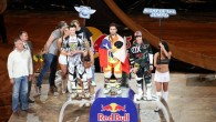 """""""FMX Latvijas Grand Prix"""", kas 27. oktobrī notika Arēnā Rīga, otro gadu pēc kārtas izcīnīja čīlietis Haviers Vilegas, taču vairāk..."""