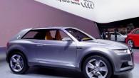 Paris Mondial de L'Automobile_Audi Concept