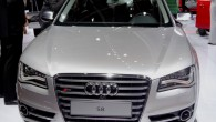 Paris Mondial de L'Automobile_Audi S8