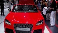 Paris Mondial de L'Automobile_Audi TT RS plus