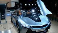 Paris Mondial de L'Automobile_BMW i8 Concept