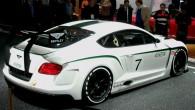 Paris Mondial de L'Automobile_Bentley GT3