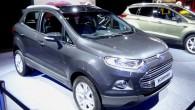 Paris Mondial de L'Automobile_Ford EcoSport