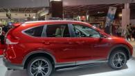 Paris Mondial de L'Automobile_Honda CR-V