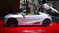 Paris Mondial de L'Automobile_Honda EV-Ster
