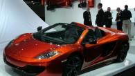 Paris Mondial de L'Automobile_McLaren 12C Spider 01