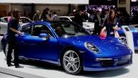 Paris Mondial de L'Automobile_Porsche 911 Carrera 4S 01
