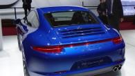 Paris Mondial de L'Automobile_Porsche 911 Carrera 4S 02
