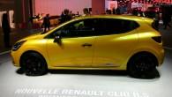 Paris Mondial de L'Automobile_Renault Clio RS