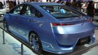 Paris Mondial de L'Automobile_Toyota FCV-R 02