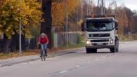 No kopumā 2011.gadā Latvijā notikušajiem 3386 ceļu satiksmes negadījumiem, vairāk nekā 16% bijuši ar velosipēdistu un mopēdistu līdzdalību. Šados negadījumos...