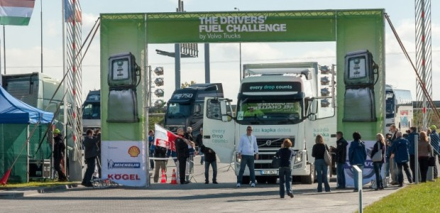 The Drivers' Fuel Challenge 2012