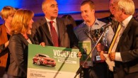 The Drivers' Fuel Challenge 2012_Winner Pavel Ozimek and family