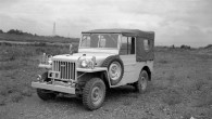 1950, Toyota Modell BJ 4WD, kas vēlāk pārtapa par Toyota Land Cruiser