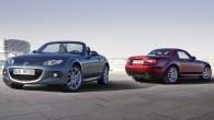 """Japāņu kompānija """"Mazda"""" ziņo, ka gadu mijā Eiropā tiks laista pārdošanā visu laiku pasaulē vislabāk pārdotā rodstera """"Mazda MX-5"""" atjaunota..."""