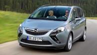 """Aprīkojot """"Zafira Tourer"""" ar jaudīgāko dīzeļdzinēju saimes 2,0 litru CDTI BiTurbo motoru """"Opel"""" ir padarījis šo ģimenisko spēkratu par ātrāko..."""