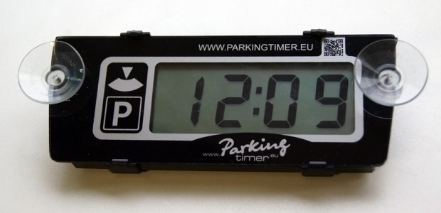 Parkingtimer tests