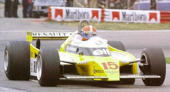 Renault F-1_Jabouille French GP 1979