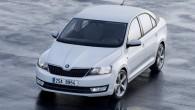 """""""Škoda"""" dīleru salonos visā Latvijā ir nonācis čehu zīmola jaunais modelis """"Škoda Rapid"""", kas ieņem vietu starp B segmenta """"Fabia""""..."""