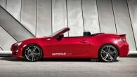 """Britu izdevuma """"Autocar"""" interneta vietne vēsta, ka """"Toyota"""" gatavojas laist klajā nesen iznākušās sportiskās kupejas """"GT86"""" kabrioleta versiju. Oficiālā prezentācija..."""