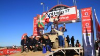 Svētdien, 2. decembrī ventspilnieku ekipāža Igors Skoks/ Rūdolfs Skoks/ Arvis Piķis, braucot ar automobili Mitsubishi Pajero, izcīnīja augsto trešo vietu...