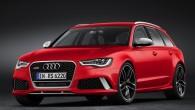 """Jaunais """"Audi RS 6 Avant"""" ir vieglāks un efektīvāks kā iepriekšējais modelis. Ātruma uzņemšana līdz 100 km/h aizņem vien 3,9..."""