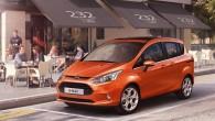 """Starptautiskajā konkursā """"AutoBest among emerging markets"""" (""""Attīstības valstu Gada Auto"""") par labāko atzīts """"Ford B-Max"""". Kompaktvens """"B-Max"""" žūrijas balsojumā nopelnīja..."""
