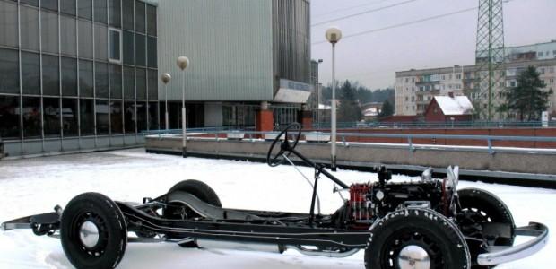 Oldsmobile shasija