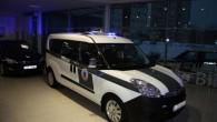 """Latvijas Valsts policija saņems 40 jaunus """"Opel Combo"""" 1,6 CDTi automobiļus, lai atjaunotu šīs iestādes novecojošo autoparku Rīgas pilsētā. Šā..."""