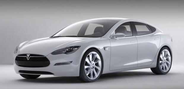 Tesla_Model S Front