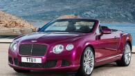 """Internetā parādījušies attēli ar topošo kabrioletu """"Continental GT Speed"""", ko """"Bentley"""" gatavojas prezentēt janvārī Detroitas autoizstādē. Zināms, ka līdzīgi kā..."""