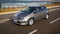 """Lai gan otrās paaudzes """"Auris"""" ir globāls modelis, japāņu ražotāja pārstāvji cenšas uzsvērt, ka automobilis apveltīts ar eiropeisku ārieni, ko..."""