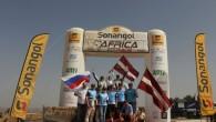 """Piektais pēc skaita """"Africa Eco Race"""" rallijreids ir noslēdzies. Kā jau tas bija paredzams, ar tuksneša lapsas jeb par tādu..."""