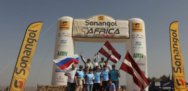 Africa Eo Race_finish 01