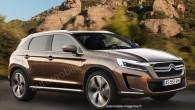 """Auto nozares speciālisti sriež, ka franču kompānijas """"Citroen"""" nākamais sērijveida jaunums varētu būt jauns krosovers, kas nāktu no japāņu """"Mitsubishi""""..."""