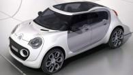 """Septembrī Frankfurtes autoizstādē """"Citroen"""" gatavojas izrādīt leģendārā modeļa """"2CV"""" moderno pēcteci, bet jau 2014. gada pavasarī sola to laist sērijveida..."""