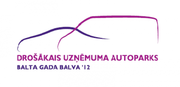 Drosakais uznemumu autoparks 2012 logo