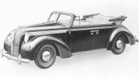 Opel Admiral Cabriolet (1937)