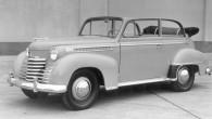 Opel Olympia Cabrio (1950 - 1951)
