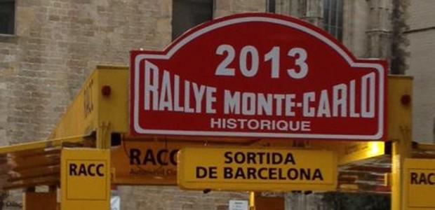 Rallue Monte-Carlo Historique 2013 01