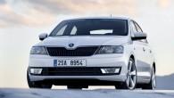 """""""Škoda"""" modeļu gammā jaunpienācējs """"Rapid"""" ieņem līdz šim vakanto nišu starp """"Fabia"""" un """"Octavia"""". Gandrīz sedans """"Rapid"""" ir pirmais jaunā..."""