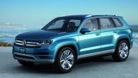 """""""Volkswagen"""" Ziemeļamerikas starptautiskajā autoizstādē pasaules pirmizrādē prezentē jaunas SUV paaudzes konceptautomobili """"CrossBlue"""". Tas pielāgots specāli ASV un Kanādai. Ja tiks..."""