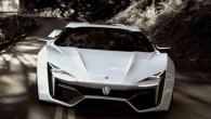 """Kataras starptautiskajā autoizstādē, kas apmeklētājiem durvis vērs 29. janvārī, Libānas kompānija """"W Motors"""" prezentēs pirmo Tuvējos austrumos izgatavoto superautomobili. Ražotāja..."""