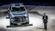 """Autoritatīvais britu žurnāls """"Autoweek"""" par Ziemeļamerikas starptautiskās spēkratu izstādes nozīmīgāko jaunumu nosaucis """"Ford"""" pikapu """"Atlas"""". Detroitas izstāde kā vienmēr pārsteidza..."""