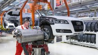 """Uzņēmums """"Audi Hungaria Motor Kft"""" šogad atzīmē 20 gadu jubileju. Šajā laikā Ungārijā saražoti arī vairāk nekā pusmiljons """"Audi"""" automobiļi...."""